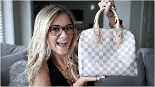 Download WHAT IS IN MY LOUIS VUITTON PURSE | SPEEDY 25 Video