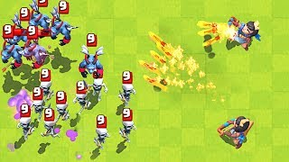Download Machine Gun Princess • Clash Royale Funny Gameplay Video