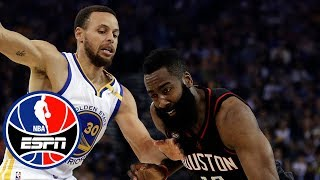 Download Rockets more 'obsessed' with beating Warriors than winning championship? | NBA Countdown | ESPN Video