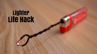 Download 3 Incredible Life Hacks with Lighters ! Video