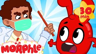 Download Morphle At The Dentist! - My Magic Pet Morphle | Cartoons For Kids | Morphle TV | BRAND NEW Video
