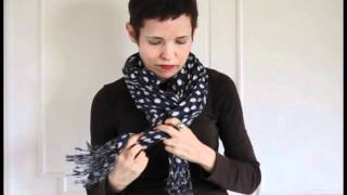 Download My Secret Source for Parisian Scarves & 12 Ways to Tie Them Video