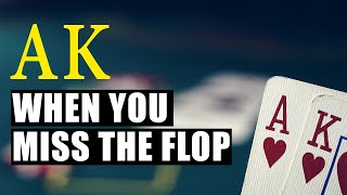 Download What To Do With AK On A Missed Flop Video