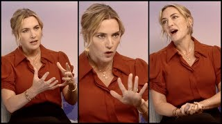 Download Kate Winslet Remembering Her First Meeting With Leonardo DiCaprio And How Much He Makes Her Laugh Video