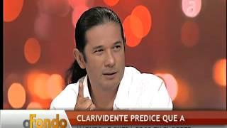 Download El clarividente Reinaldo Dos Santos predice que a Maduro le queda poco en el poder - América TeVé Video