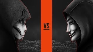 Download THE WATCHER VS ANONYMOUS Video
