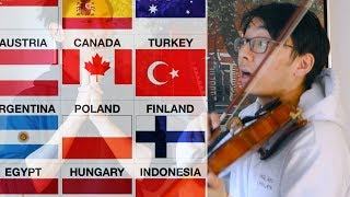 Download Country Sounds on the Violin Video