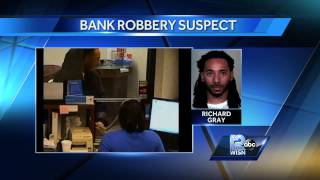Download FBI searches for area serial bank robber Video