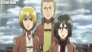 Download Eren's first transformation and first fight scenes : Video