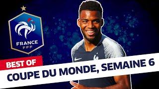 Download Équipe de France : Best Of des Bleus (semaine 6) I FFF 2018 Video