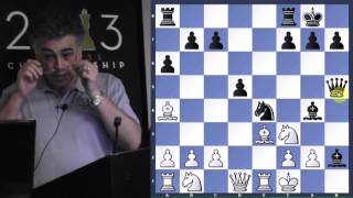 Download Hold a Draw Against a Higher-Rated Opponent - GM Yasser Seirawan - 2013.06.06 Video