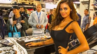 Download SEMA 2015 BEST Cars & Girl's Video
