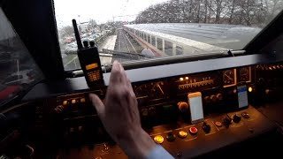 Download Train Driver's POV Enschede - Deventer ICM ZO ONTSTAAT VERTRAGING doorgedraaide reiziger 2018 Video