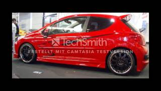 Download Peugeot 207 Tuning Video