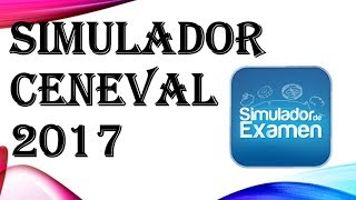 Download Soy Docente: SIMULADOR CENEVAL 2017 Video