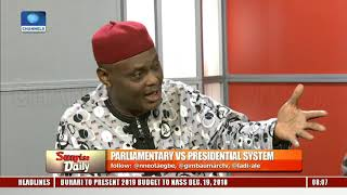 Download Is Nigeria Better With Parliamentary Or Presidential System Of Govt? Analysts Discuss Pt.4 Video