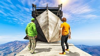 Download 0.1% SURVIVABLE CHALLENGE! (Gta 5 Funny Moments) Video