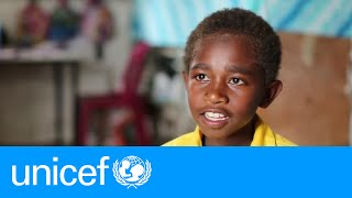Download What a 9-year-old in Vanuatu can tell us about climate change | UNICEF Video