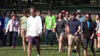 Download Dance Your PhD 2017: ″Sing While You Stride″ Video