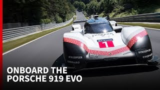 Download Onboard the Porsche 919 Hybrid Evo record-breaking lap at the Nurburgring Video