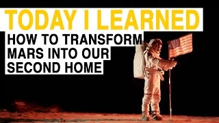Download TIL: How to Transform Mars into Our Second Home | Today I Learned Video