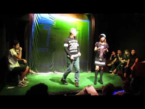 Sungas Brancas x Homens do Impro - video 1 de 3