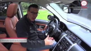 Download Land Rover Discovery Sport 2016, prueba de manejo en español Video