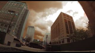 Download 4K | Supercell Storm - Gopro Hero 4 and DJI Osmo Video
