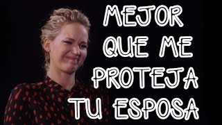 Download PLAYGROUND INSULTS Jennifer Lawrence & Chris Pratt SUB Video