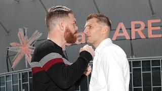 Download UFC Auckland: Felder vs Hooker - Preview Video