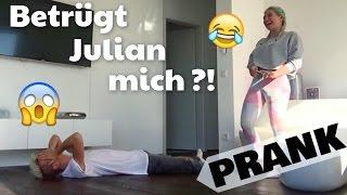 Download BETRÜGT JULIAN MICH ?! :O ... PRANK | BibisBeautyPalace Video