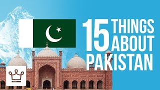 Download 15 Things You Didn't Know About Pakistan Video