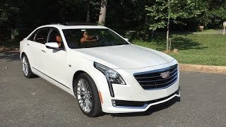 Download 2016 Cadillac CT6 3.0TT – Redline: Review Video
