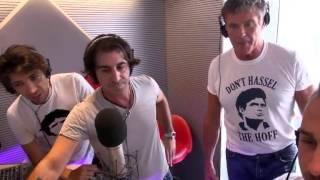 Download DAVID HASSELHOFF OSPITE NELLO ZOO DI 105 06/06/ 2014 Video