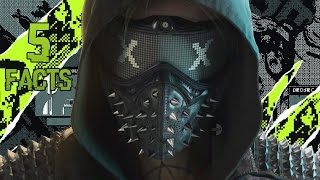 Download 5 Interesting Facts About Wrench!- Watch Dogs 2 Video