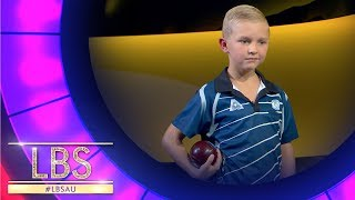 Download Jett Takes On The Pros In Lawn Bowls | Little Big Shots Aus Video