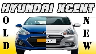 Download OLD HYUNDAI XCENT VS NEW HYUNDAI XCENT | 2017 Video