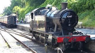 Download Bodmin & Wenford Railway. Sunday service, 1st July 2018. #train #railways Video