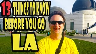 Download Los Angeles Travel Tips: 13 Things to Know Before You Go to LA Video