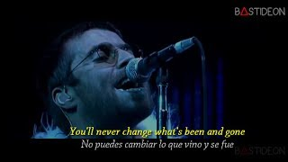 Download Oasis - Stop Crying Your Heart Out (Sub Español + Lyrics) Video