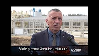 Download Saba Bellça premton 200 vendeve të reja të punës 23 10 2018 Video