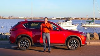 Download 2017 Mazda CX-5 CUV – LOTS of Evolutionary Changes FIRST DRIVE REVIEW with Dave Coleman (2 of 5) Video