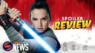 Download The Last Jedi: Did It Work? - Star Wars SPOILER REVIEW Video