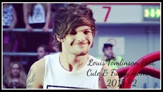 Download Louis Tomlinson Best, Cute & Funny Moments 2015 P2 Video
