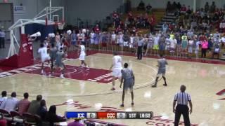 Download Men's Basketball CCC vs ICC Video