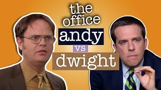 Download Andy Vs Dwight - The Office US Video