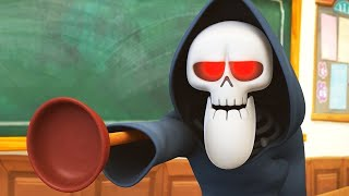 Download Spookiz | El maestro perdió su mano | Dibujos animados para niños | WildBrain Video