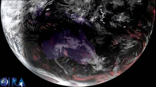 Download Stunning time lapse video of Earth from Space - Incredible detail - Japan , Australia Video
