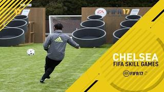 Download FIFA 17 - Chelsea F.C. Skill Games Challenge - Ft. Hazard, Kante, Courtois Video