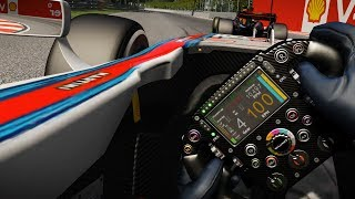 Download Assetto Corsa: VR Gameplay - F1 2017 @ Montreal - RSS 2017 Mod Video